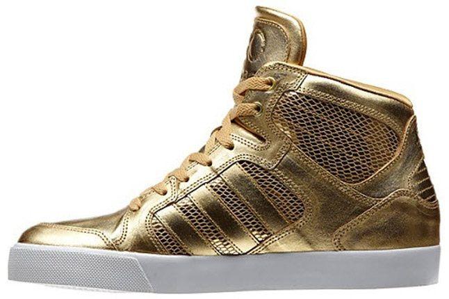 Addias Neo Gold Shoes Profile 1