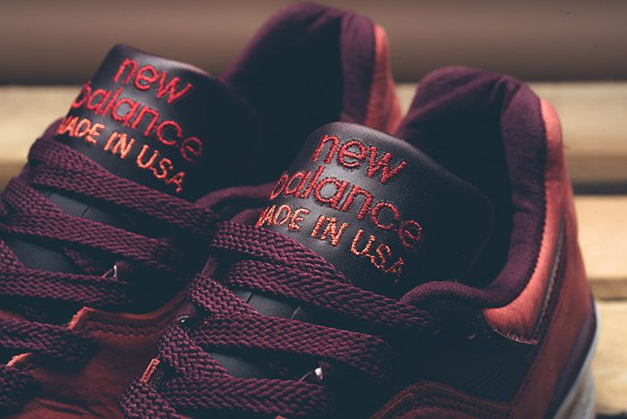 New Balance Horween 997 Red Clay 5