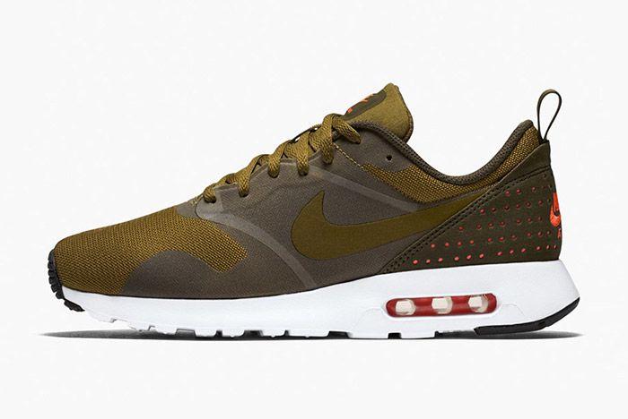 Nike Air Max Tavas Olive Flak 1