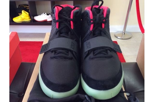 Nike Air Yeezy Full Collection Auction 10
