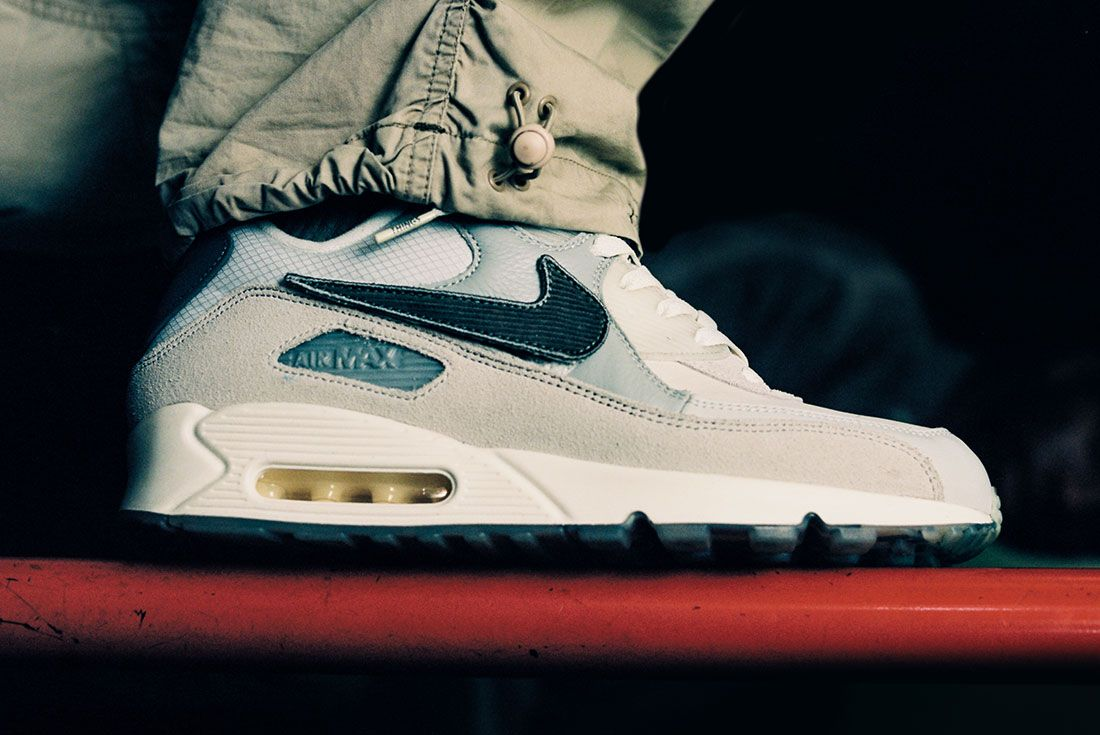 Basement X Nike Air Max 90 London Lookbook Shots6