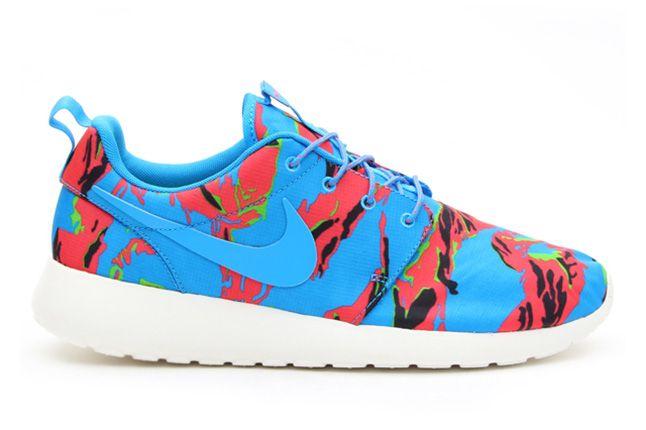 Nike Roshe Run Hawaiian Camo 3 1