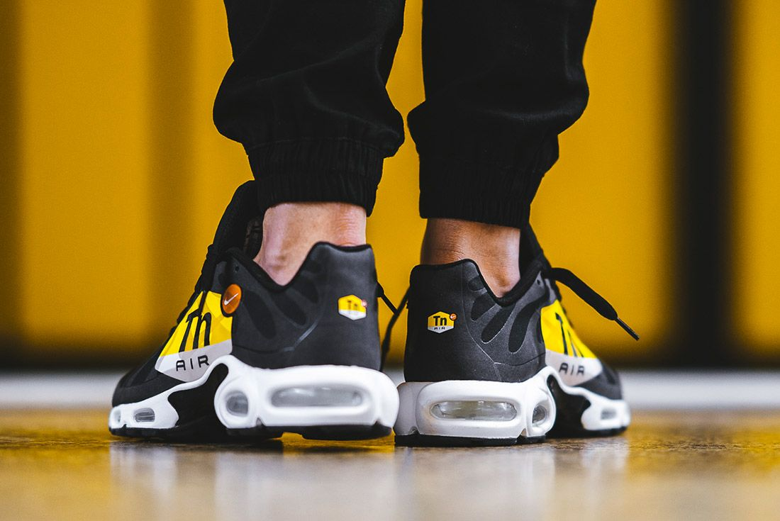 Nike Air Max Plus Ns Gpx Black White Sneaker Freaker 4