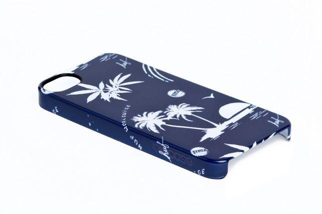Huf Incase Iphone5 Case Hawaiian Angle 1