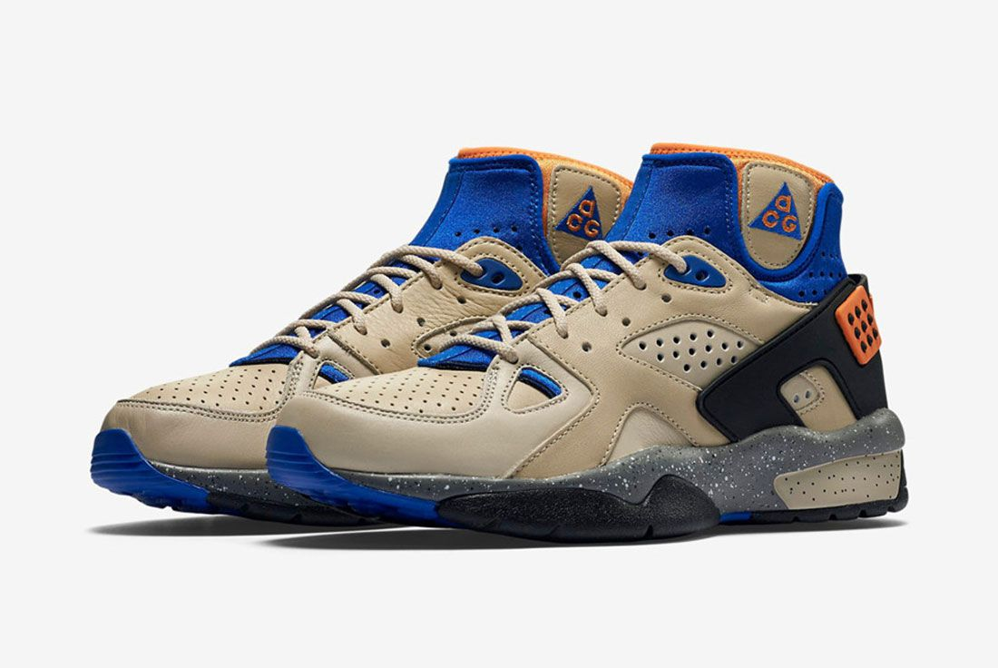 Stranger Things Sneakers Nike Acg Mowabb