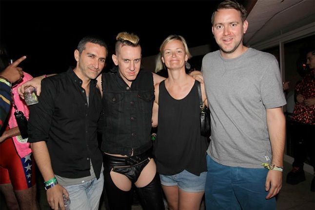 Jeremy Scott X Adidas Coachella Party Recap 41 1