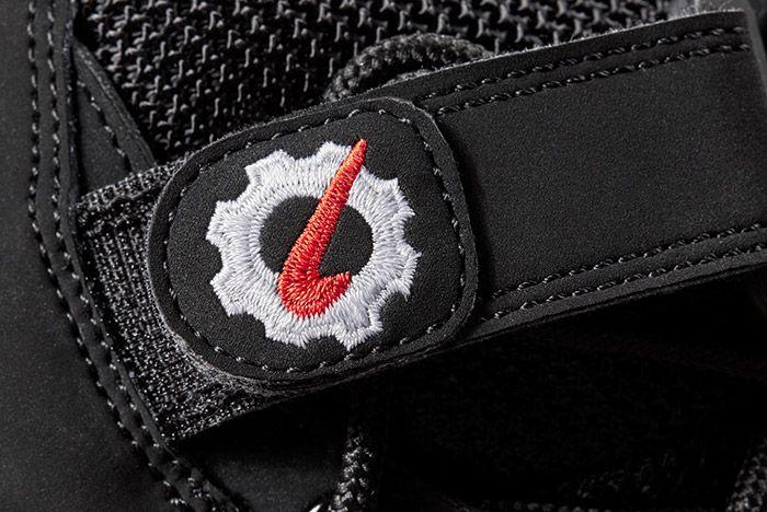 Nike Air Shake Ndestrukt Retro Black 2