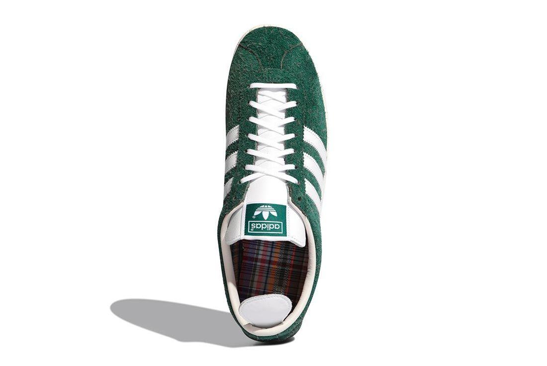 adidas Gazelle Vintage Green/White