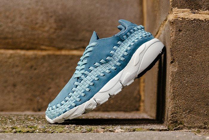 Nike Air Footscape Woven Nm Smokey Blue