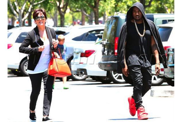 Kanye West Yeezy 2 Nike Red October