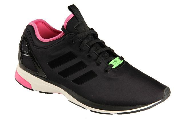 Adidas Zx Flux Zero Black Pink 2