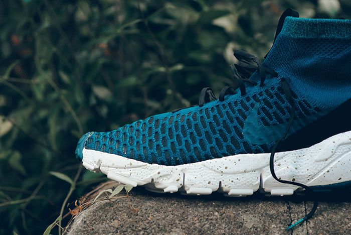 Nike Air Footscape Magista Midnight Turqouise 4