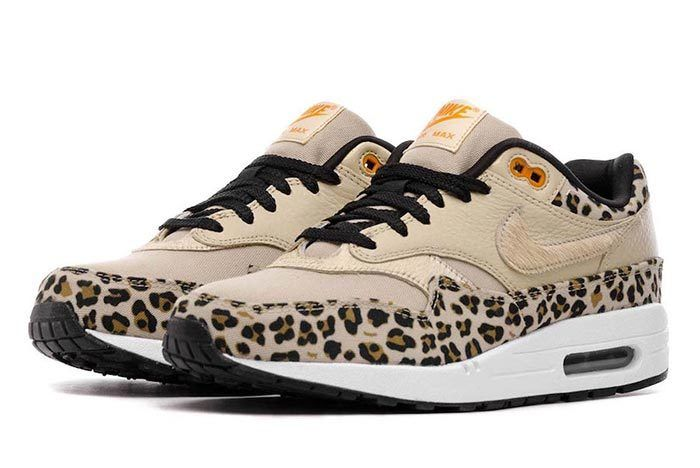 Nike Air Max 1 Leopard Front Angle Shot 2