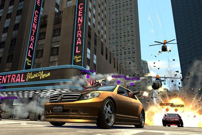 Grand Theft Auto Episodes From Liberty City 26 1