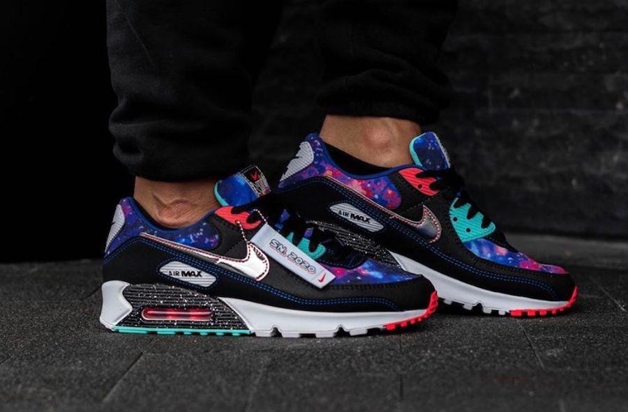 Nike Air Max 90 'Galaxy'