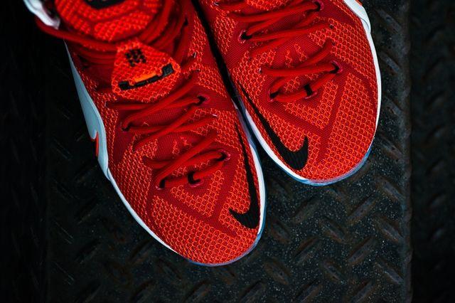 Nike Lebron 12 Heart Of A Lion 6