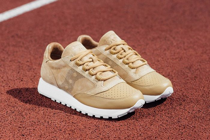 Saucony Jazz Original Luxe Pack Tan 2