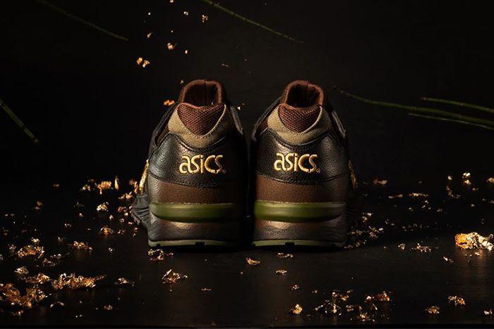 Kicks Lab Asics Gel Lyte V Kogane Release Date Heel