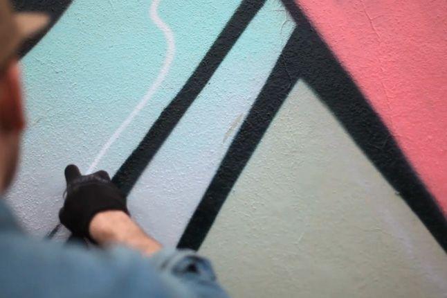 Vizie Tribute For Nekst Msk 2013 Graffiti Houston 1