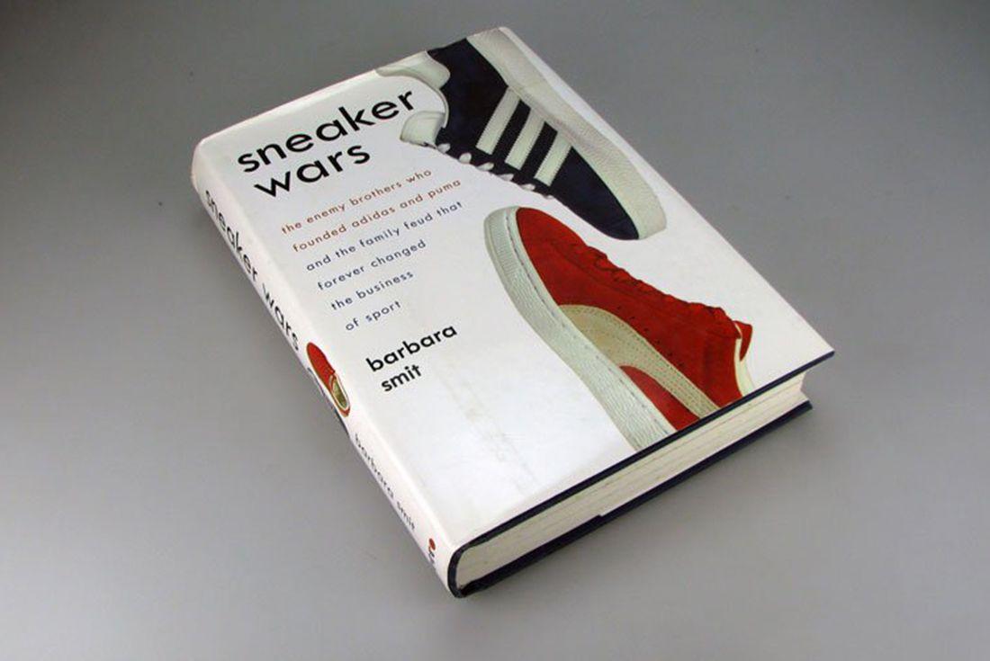 Sneaker Wars Book 1
