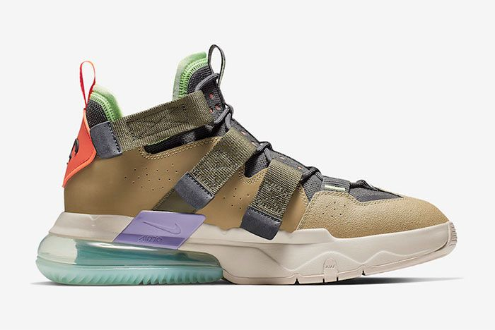 Nike Air Edge 270 Aq8764 200 Release Date 2 Side