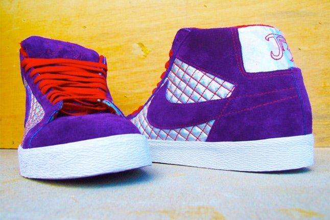 Jbf Custom Nike Royalty 2 1