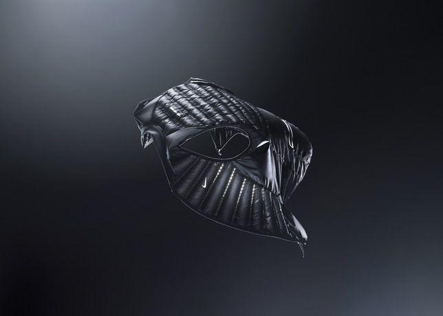 Nike Aeroloft 800 Vest Black