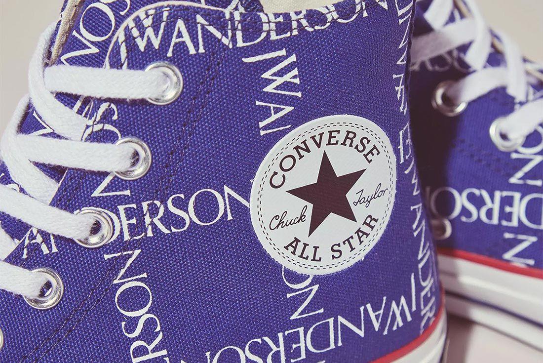 Converse Chuck 70 Jw Anderson Logo Grid 1