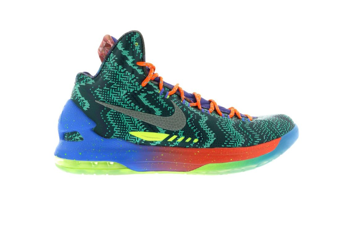Nike KD 5 What the KD 2013 Right