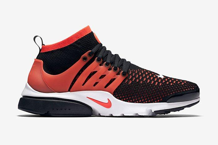 Nike Air Presto Ultra Flyknit Bright Crimson5
