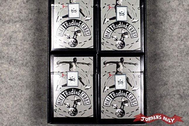 Vintage Nike Mars Blackmon Michael Jordan Trading Cards 4 1