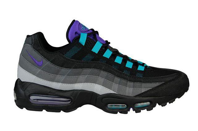 Nike Air Max 95 Black Grape