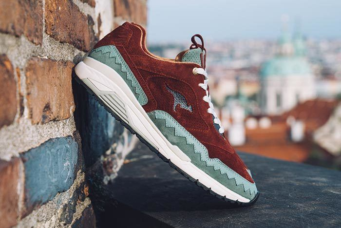 Footshop × Kangaroos Ultimate 3 — The City Of A Hundred Spires 8