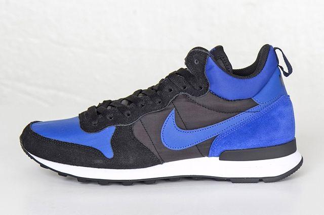 Nike Internationalist Mid Royal 1