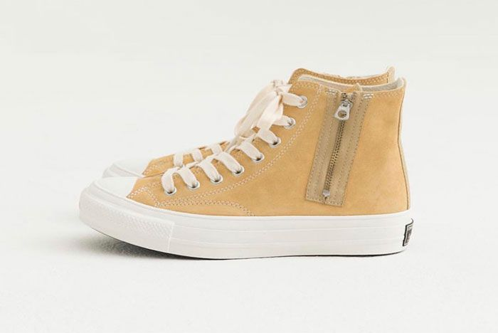 Human Made Converse Addict Chuck Taylor All Star Zip Release Date Price Info 03 Zip Side
