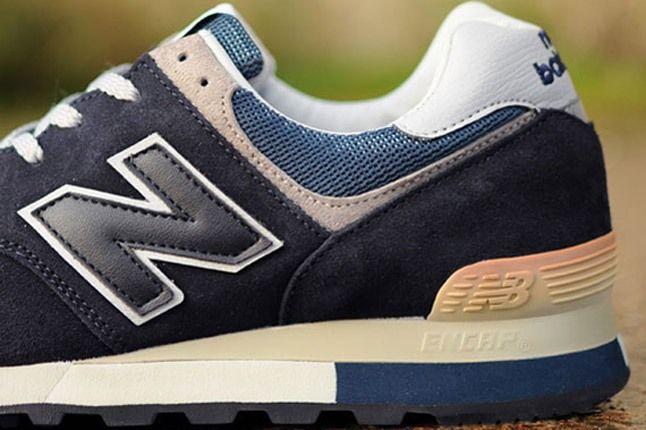 New Balance 576 Vintage Side 1