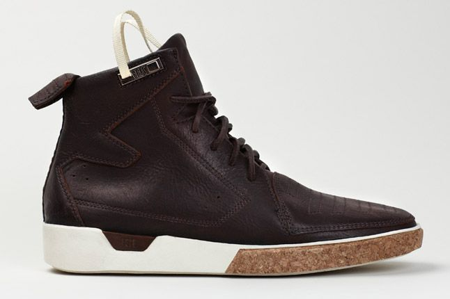Feit Pntha Hi Cork Brown Side 1
