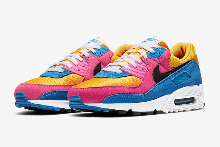 Nike Air Max 90 Cj0612 700 Release Date 4Official