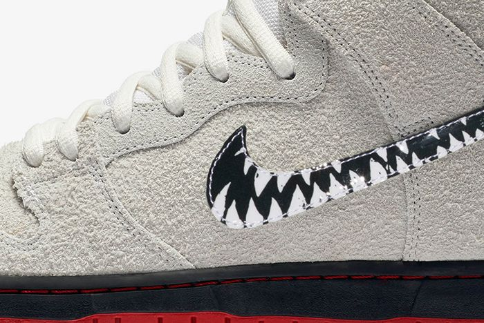 Black Sheep X Nike Sb Dunk High Wolf In Sheeps Clothing14