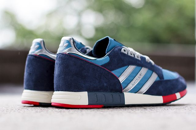 Adidas Originals Boston Super Stonewash Blue 5