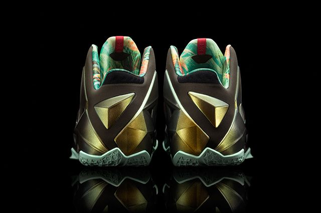 Nike Lebron Xi Official Images Kings Pride 2