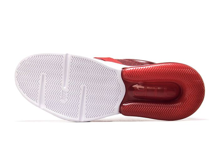 Killer Crocs: Nike's Air Force 270 'Team Red' Sneaker Freaker