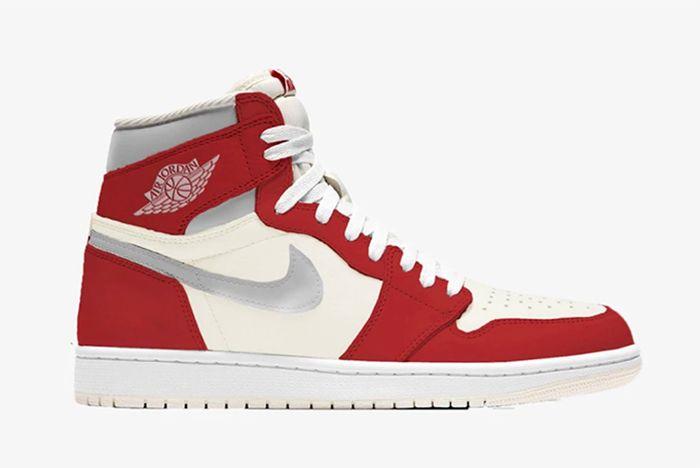 Nigel Air Jordan 1 Sneaker Freaker