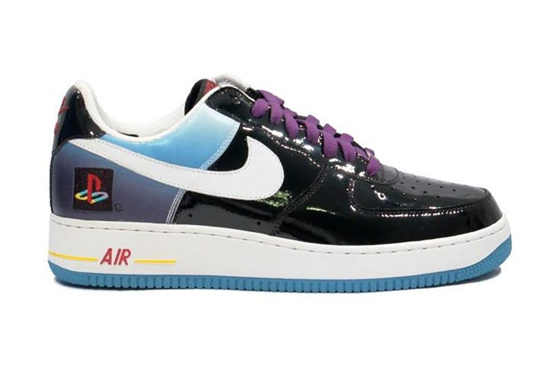 Playstation Nike Air Force 1 Best Feature
