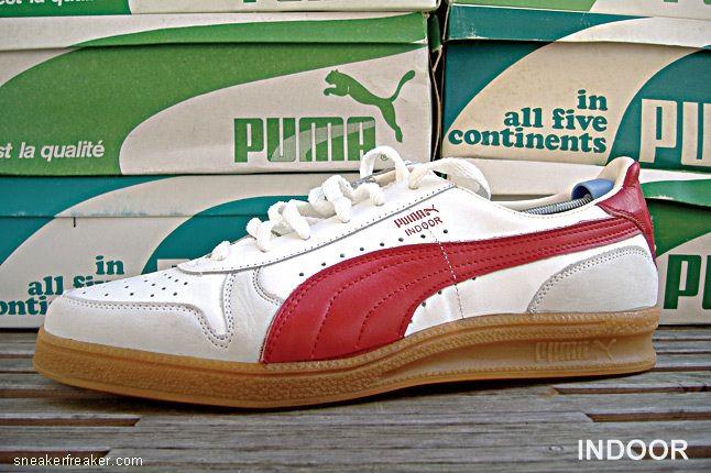 Puma Indoor 1