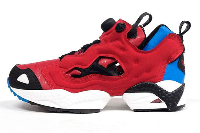 Marvel Reebok Insta Pump Fury Spider Man 01 1