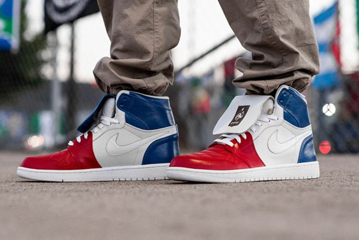 Shoe Surgeon Nike Air Jordan 1 Tiempo France Release Date Price 02 Sneaker Freaker
