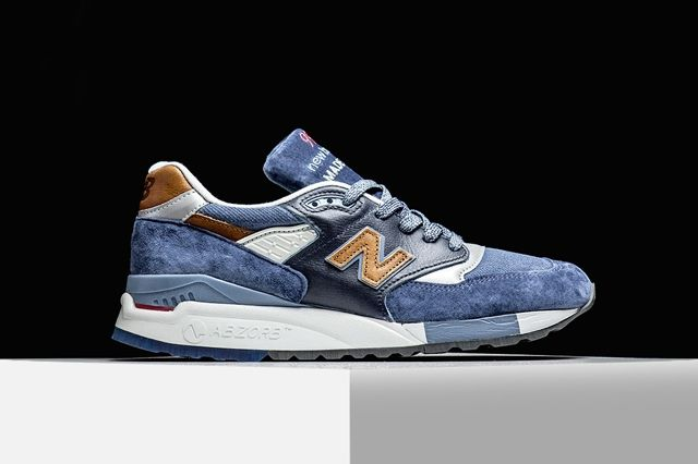 New Balance 998 Camel Blue 4