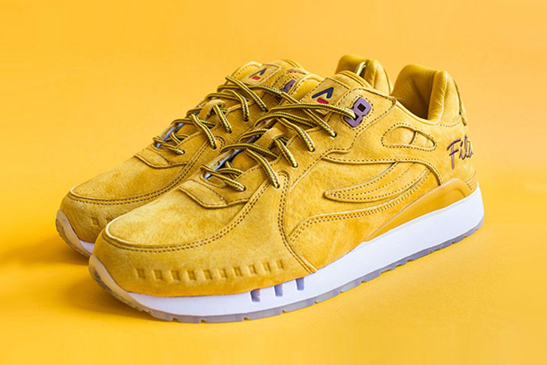 Alumni Fila Overpass Beef Patty 1