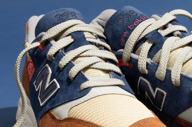Jcrew New Balance 998 Hilltop Blues 1